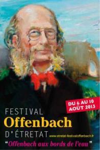 Affiche  Offenbach 2013