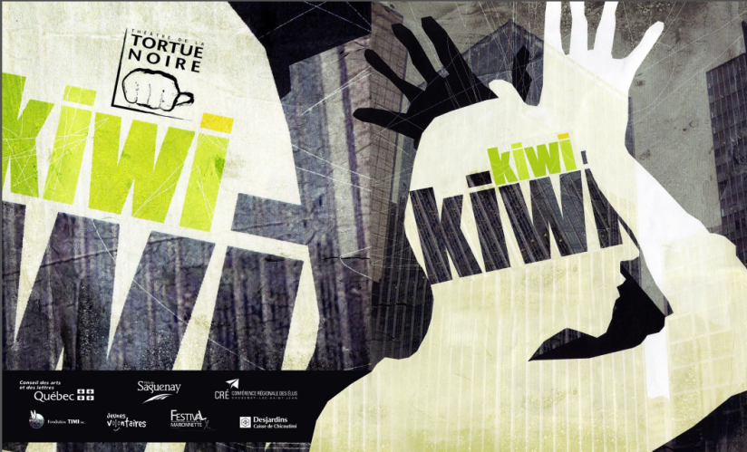kiwi affiche