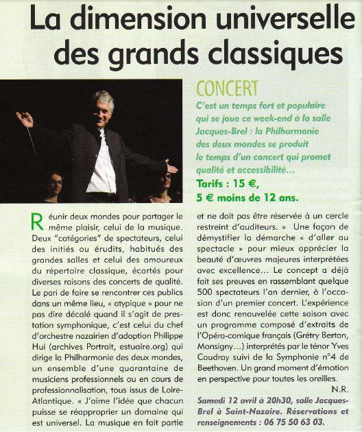 Estuaire Mag - Avril 2014