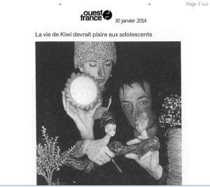 Kiwi Ouest France 30 01 2014