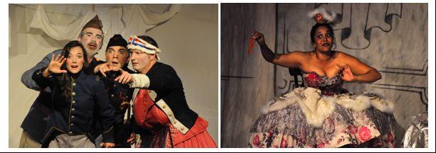 """""""Dragonette"""" et """"Fleurette"""", deux opérettes méconnues d'Offenbach"""