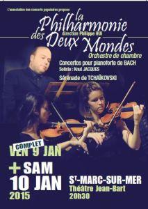 tract philharmonie 10 janvier