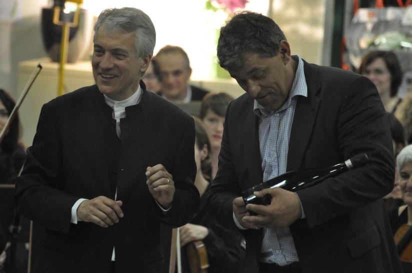 Philippe Hui et Yann Le Gallec, Patron de la SADAC