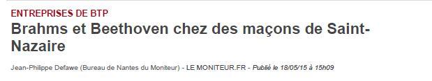 chapeau Le Moniteur