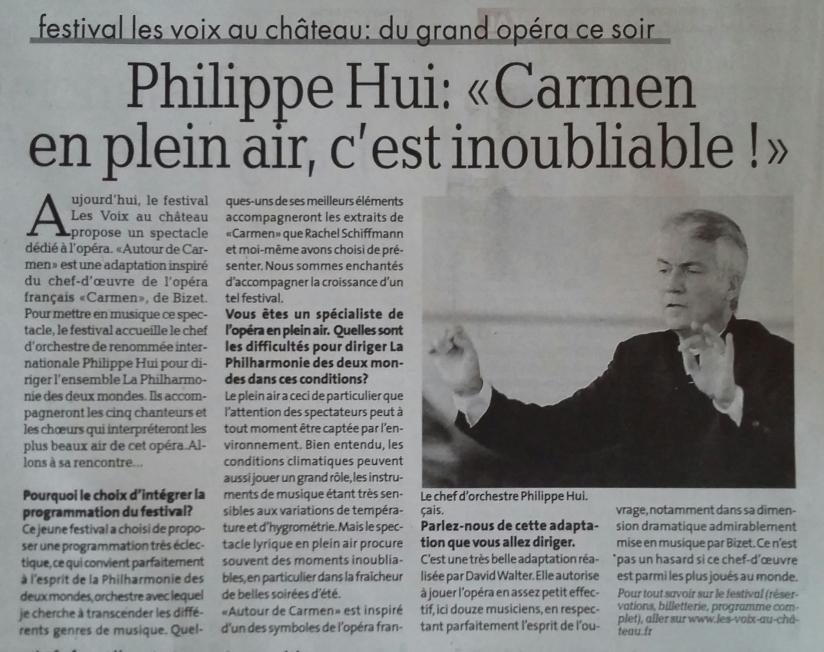 article Philippe Hui