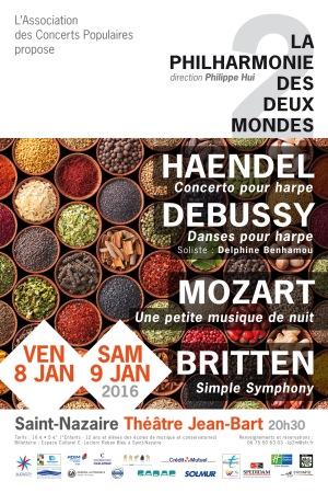 Philharmonie Janvier 2016