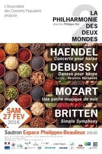 Philharmonie Sautron Février 2016