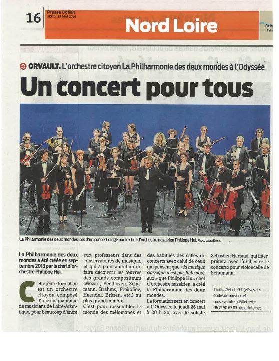 Presse Océan 19 05 2016
