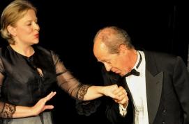 Nina Uhari et Jean-Michel Séréni