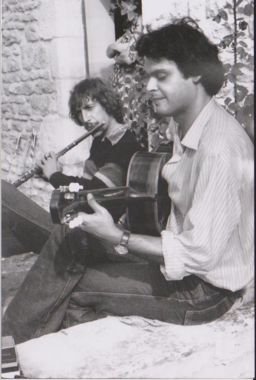 Roland Dyens et Yannick Le Goff